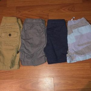Cat & Jack Toddler Boy's Shorts Lot of 4 Size 2T